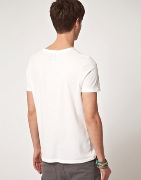 Image 2 ofASOS T-Shirt With Text Print