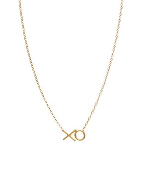 Image 1 ofDogeared XO Necklace