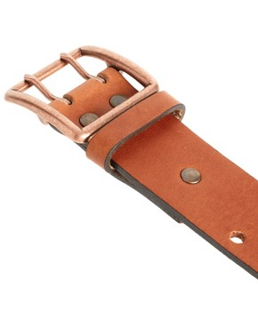 Image 2 ofFred Perry Leather Belt