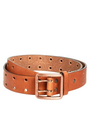 Image 1 ofFred Perry Leather Belt