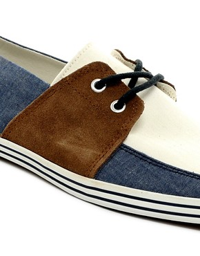 Image 2 ofRiver Island Boat Plimsolls