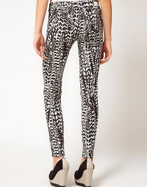Image 2 ofFiretrap Bella Printed Jeans