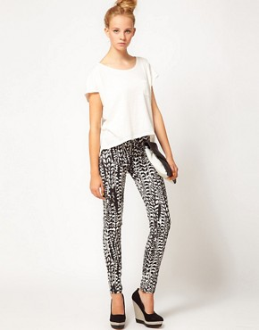 Image 4 ofFiretrap Bella Printed Jeans