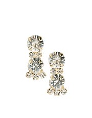 ASOS Double Drop Stud Earrings