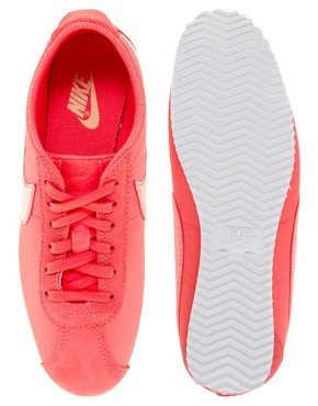 Image 4 ofNike Cortez Coral Trainers