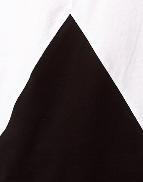 Image 3 ofASOS Vest With Triangle Insert