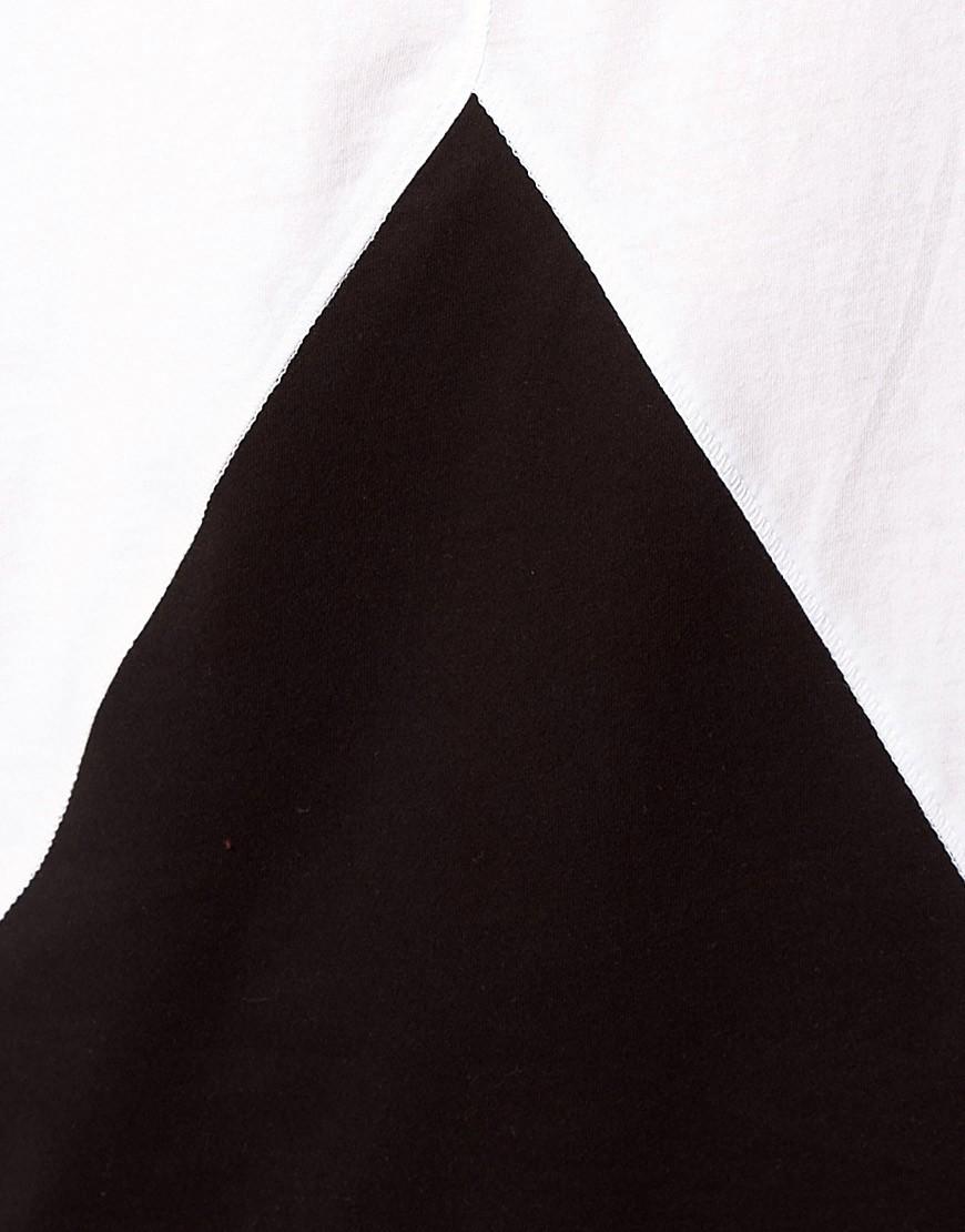 Image 3 ofASOS Vest With Triangle Insert