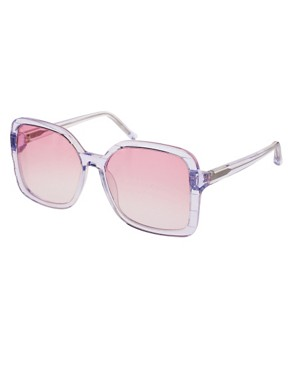 Image 1 of House of Holland Contrast Lens Sunglasses
