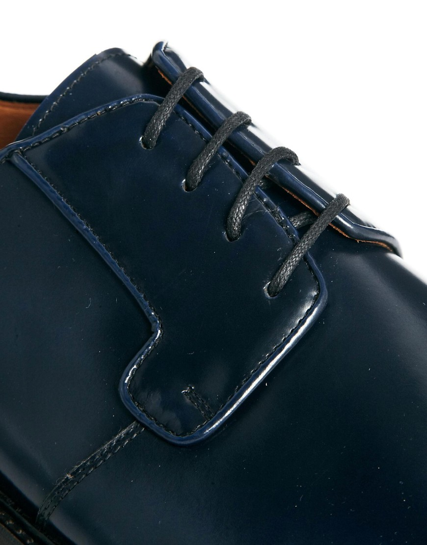 Image 2 of Rolando Sturlini Chunky Derby Shoes