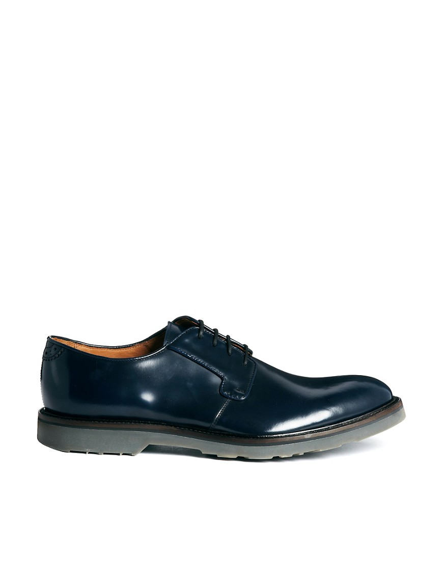 Image 4 of Rolando Sturlini Chunky Derby Shoes