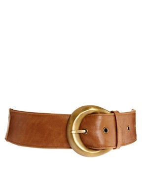 Image 1 ofJocasi Leather Moon Hip Belt
