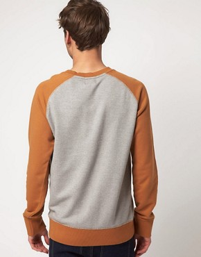 Image 2 ofJack &amp; Jones Vintage Sweatshirt