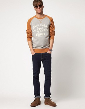 Image 4 ofJack &amp; Jones Vintage Sweatshirt
