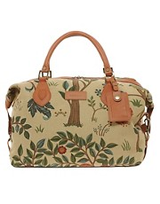 Barbour Morris Print Explorer Holdall