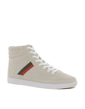 Image 1 ofASOS Trainers in Suede
