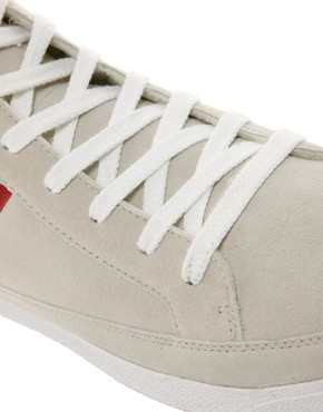 Image 2 ofASOS Trainers in Suede