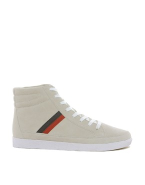 Image 4 ofASOS Trainers in Suede