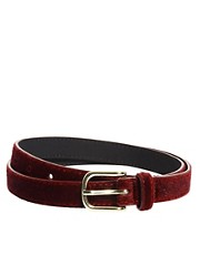 ASOS Ponyskin Belt