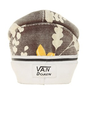 Image 2 ofVans Era Van Doren Hawaiian Plimsolls