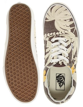 Image 3 ofVans Era Van Doren Hawaiian Plimsolls