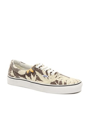 Image 1 ofVans Era Van Doren Hawaiian Plimsolls