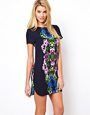 Oasis Mirror Floral Dress