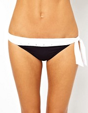 By Caprice Lady Spike Bikini Bottom With Studs