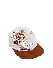 The Quiet Life 5 Panel Cap