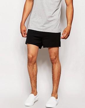 American Apparel Lightweight Jersey Shorts