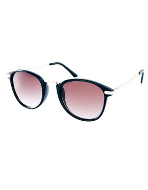 Image 1 ofA J Morgan Round Sunglasses