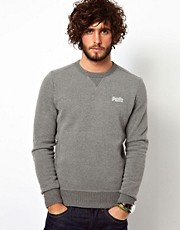Superdry Orange Label Sweat