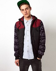 D-Struct Hooded Jacket
