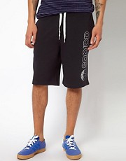 Adidas Originals  Sweat-Shorts mit Originals-Logo
