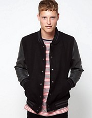 Barneys Originals Bomber Jacket