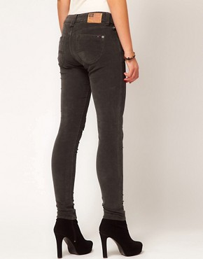 Image 2 ofHilfiger Denim Sophie Skinny Cord Trousers