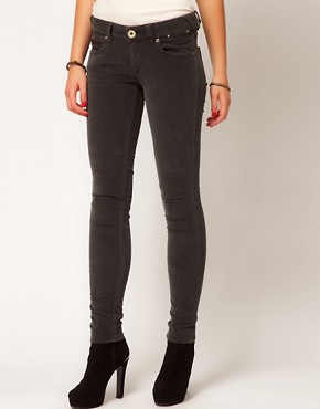 Image 4 ofHilfiger Denim Sophie Skinny Cord Trousers