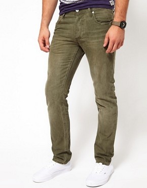 Image 1 ofJack &amp; Jones Slim Fit Jeans
