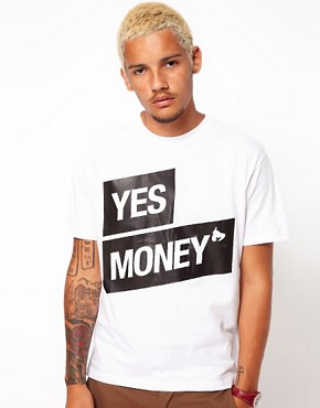 Image 1 ofMoney T-Shirt Yes No Print