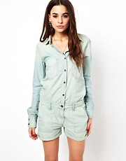 Rag &amp; Bone Reading Playsuit