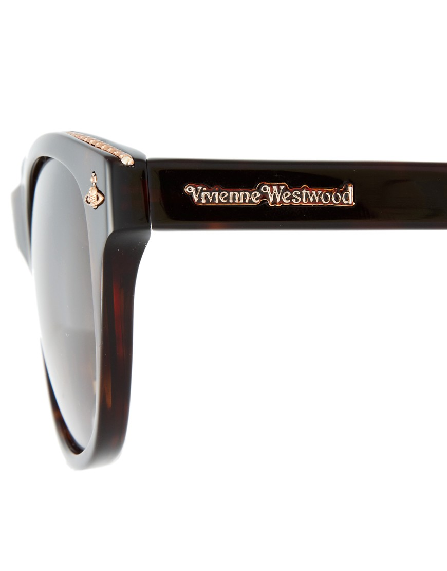 Image 4 of Vivienne Westwood Zip Top Sunglasses