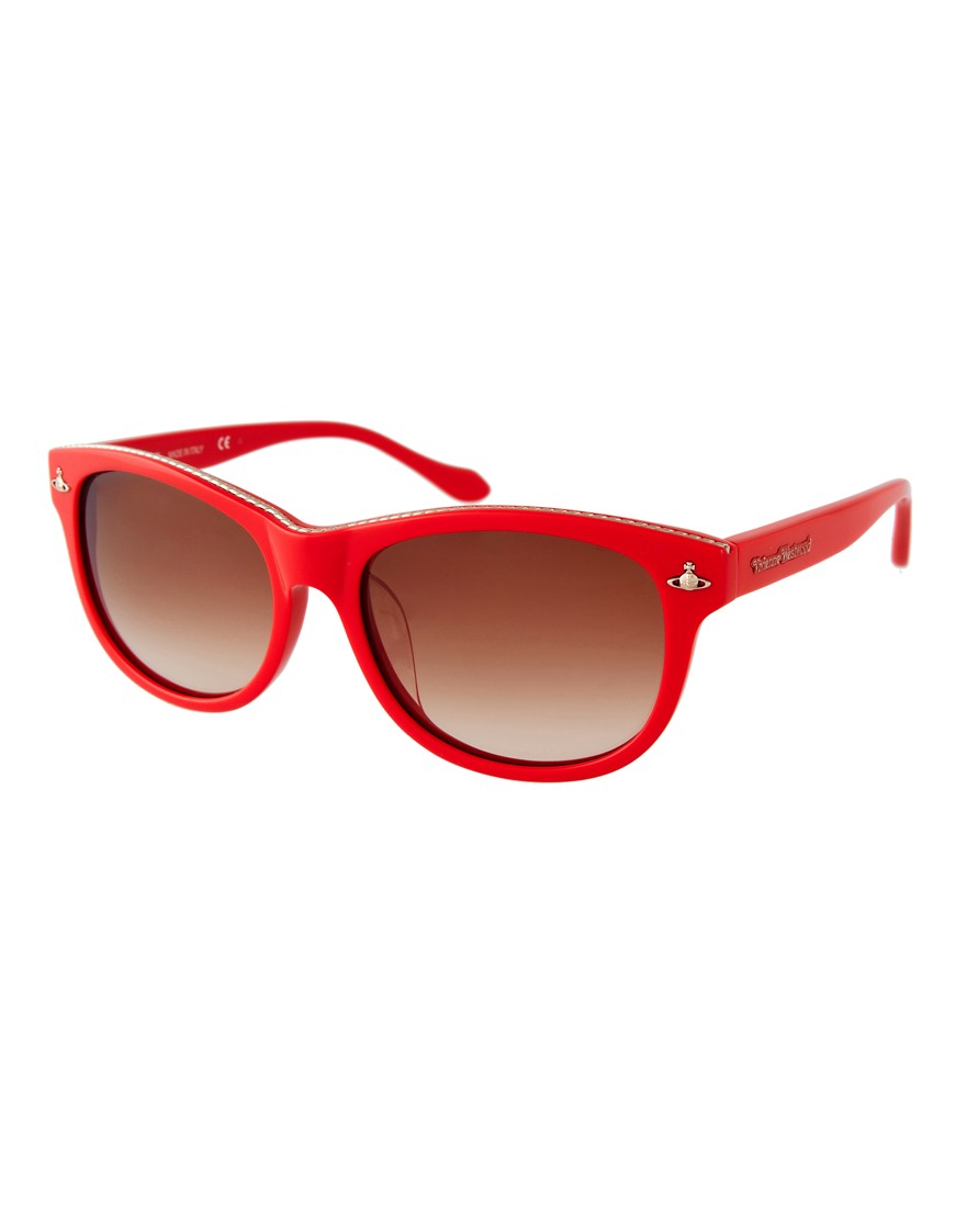 Image 1 of Vivienne Westwood Zip Top Sunglasses