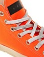 Image 4 of Gienchi Ganb Neon High Top Sneakers