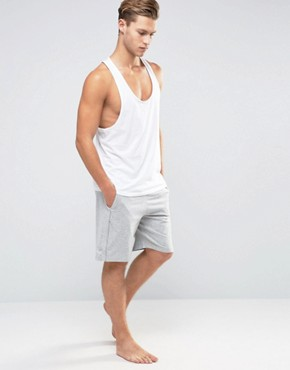 Image 1 ofCalvin Klein One Jersey Lounge Shorts