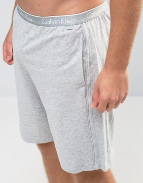 Image 3 ofCalvin Klein One Jersey Lounge Shorts