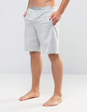 Image 4 ofCalvin Klein One Jersey Lounge Shorts