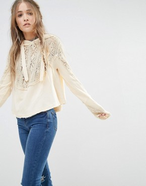 Free People Sweet Tooth Hoodie
