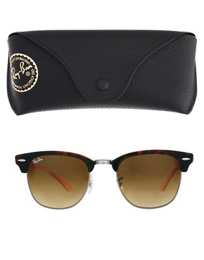 Image 2 ofRay-Ban New Clubmaster Sunglasses