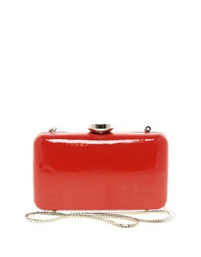Image 1 ofLove Moschino Leather Clutch Bag