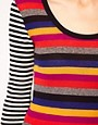 Image 3 of Sonia by Sonia Rykiel Multicolour Stripe Sweater