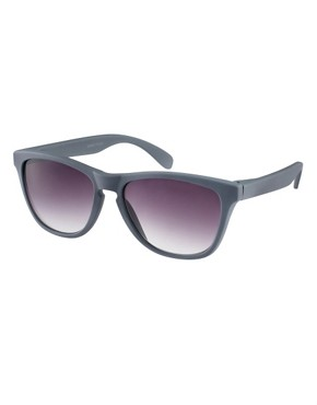 Image 1 ofRiver Island Wayfarer Sunglasses